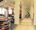 The inside of M. Judson, Booksellers & Storytellers.