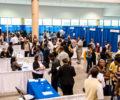 Attendees at the 6th Annual Congressional Job Fair.