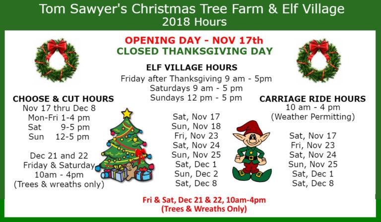 Christmas Tree Farm Asheville Nc.Tom Sawyer S Christmas Tree Farm And Elf Village Asheville